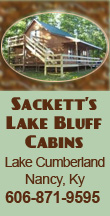 cabins for rent lake cumberland